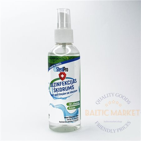 Hand disinfectant 100ml...