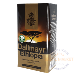 Dallmayr Ethiopia кофе молотый 500 gr