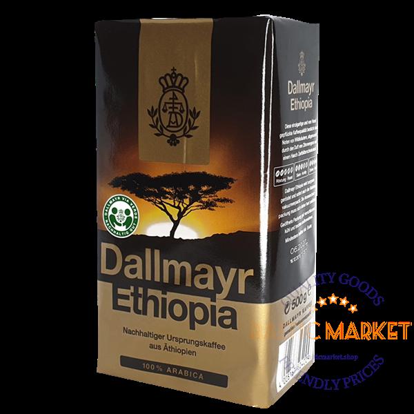 Dallmayr Ethiopia ground coffee 500 gr