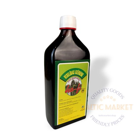 Health drink HO-FI 0,5l glass bottle