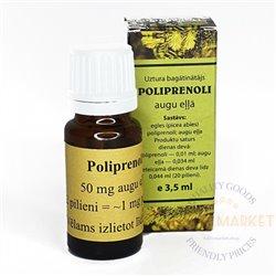 Polüprenoolid taimeõlis 50ml