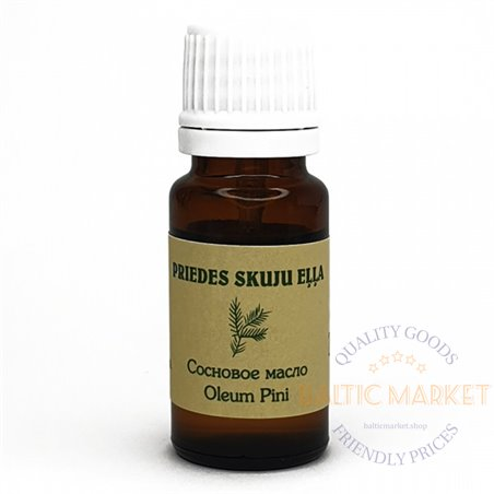 Pine essential oils 10 mg