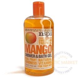 Гель для душа nspa манго 500мл