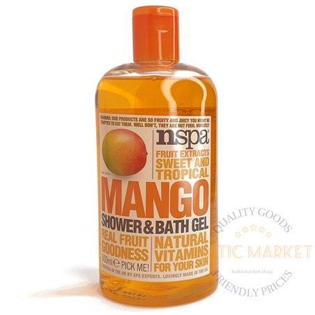 Dušigeel nspa mango 500ml