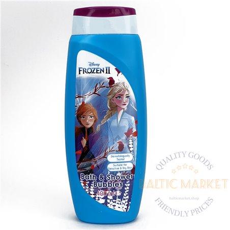 Frozen vonios ir dušo burbuliukai 400ml