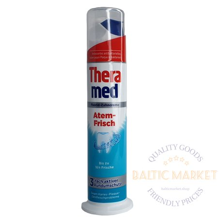 Theramed Atem-Frisch zobu pasta 100ml
