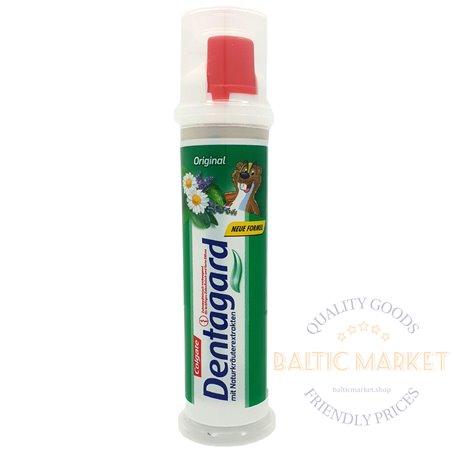 Colgate dentagard hambapasta 100ml pump