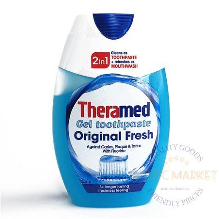 Theramed Original Fresh dantų pasta su dozatoriumi 75ml