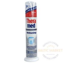 Theramed Whitening - Triple Protection - dantų pastos dozatorius 100 ml