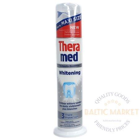 Theramed Whitening - Triple Protection - дозатор зубной пасты 100ml