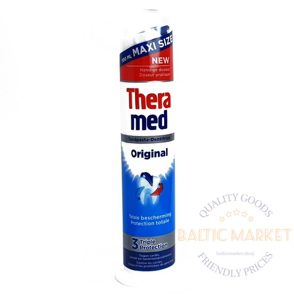 Theramed Original toothpaste with dispenser 100 ml
