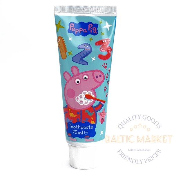 Peppa Pigl kids toothpaste 75ml