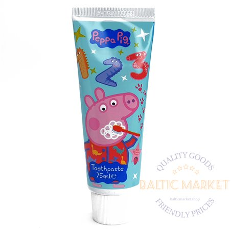 Зубная паста «Свинка Пеппа» 75ml