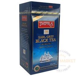 Impra Earl Grey melnā tēja 200 g.