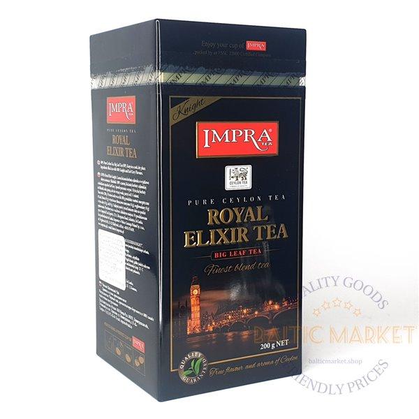 Импра Royal Elixir Чистый Цейлонский Чай 200г