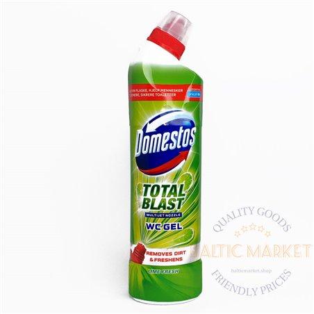 Domestos WC kalkių nuosėdų valiklis Lime Fresh 750 ml