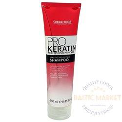 Creightons Keratin Pro šampoon 250ml