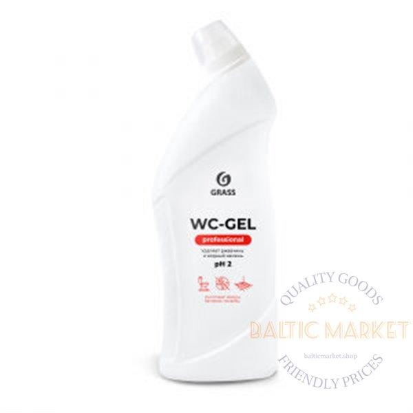 Universalus WC valiklis- WC-gel Professional- 750 ml