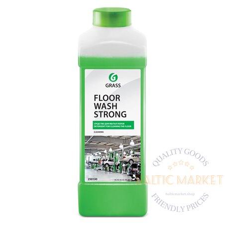 Floor Wash Strong - щелочное средство для мытья пола - 1 литр