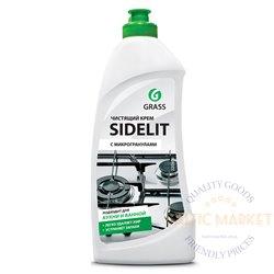 SIDELIT - universāls tīrīšanas līdzeklis ar mikrogranulām - 500 ml