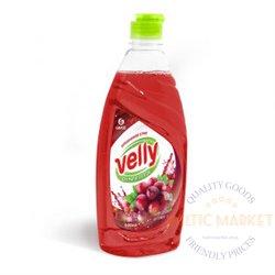 "Trauku mazgājamais līdzeklis ""Velly"" Frosty dzērveņu- 500 ml"