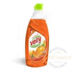 Средство для мытья посуды «Velly» мандарин- 500 мл