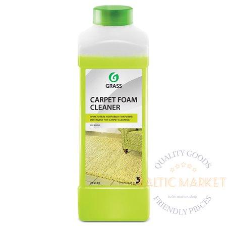 Carpet Foam Cleaner низкопенный oчиститель ковровых покрытий 1 литр