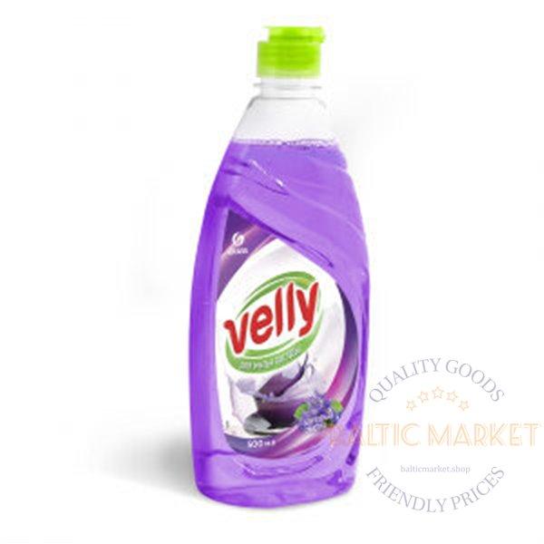 Dishwashing detergent Grass Velly velvet violet 500 ml