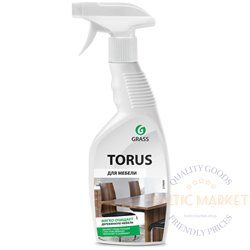 TORUS - очиститель мебели с полирующим эффектом - 600 мл