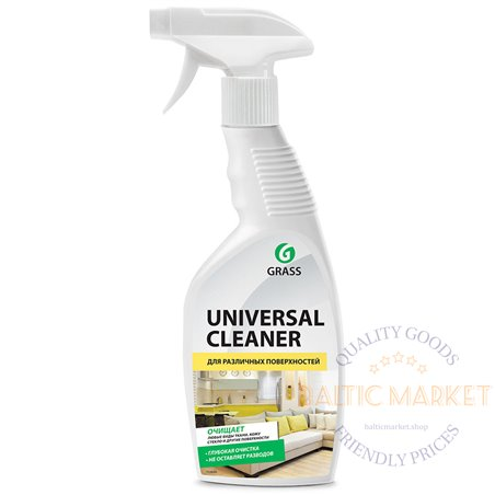 UNIVERSAL CLEANER universal cleaner for various surfaces 600 ml