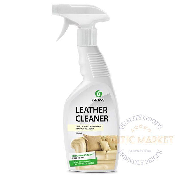 Leather Cleaner leather cleaning conditioner 600 ml