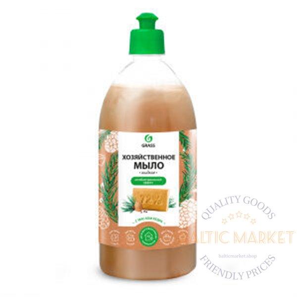 Household soap with cedar oil 1L