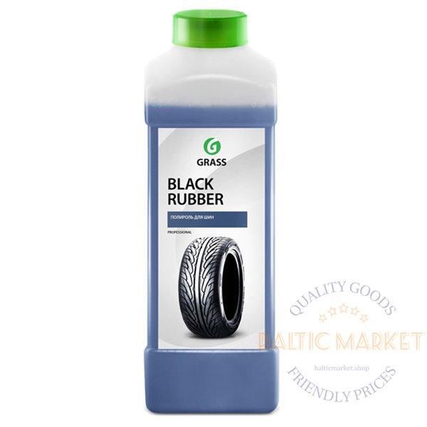 Black Rubber 1:3 guminių automobilių dalių valiklis 1 litras