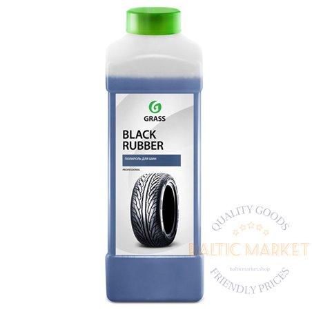 Black Rubber 1:3 gumijas auto detaļu tīrīšanas līdzeklis 1 litrs