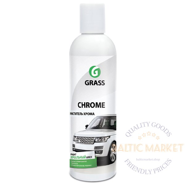 Grass Chrome product for chrome parts 250 ml