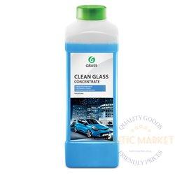 Clean Glass Concentrate 1:6 концентрированный универсальный очиститель для стекол и зеркал 1 литр