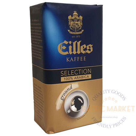 Eilles Gourmet ground coffee 500 gr