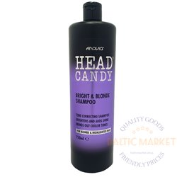 Anovia šampoon blondidele juustele Head Candy 750 ml