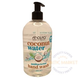Anovia vedelseep coconut water 500 ml