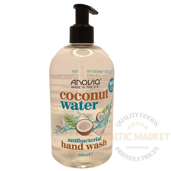 Anovia hand wash coconut water 500 ml