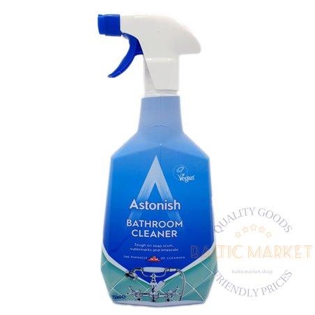 Astonish vannitoa hooldusvahend 750 ml