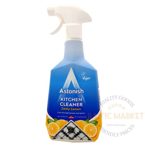 Astonish tīrīšanas līdzeklis virtuvei 750 ml