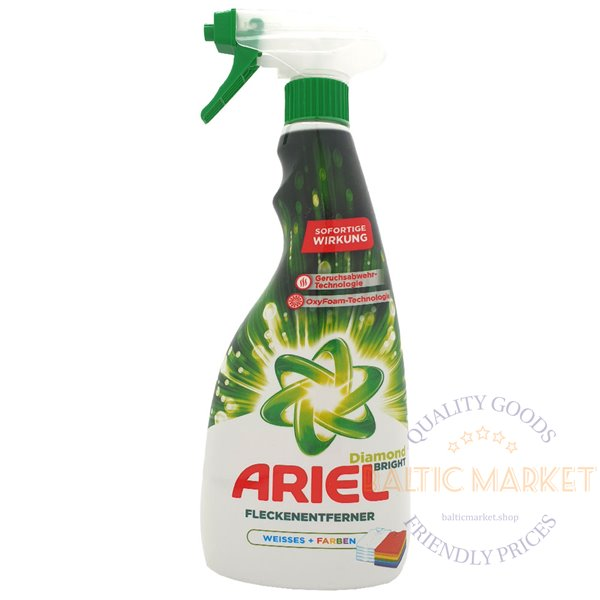 Ariel stain remover 750 ml