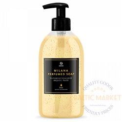 Мыло жидкое парфюмированное Milana Brut 300 мл