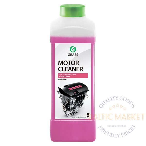 Motor Cleaner for car engine washing 1 liter
