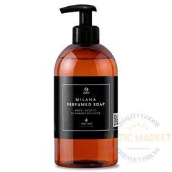 Perfumed Liquid Soap Milana Oud Rood 300ml