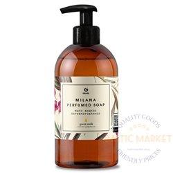 Perfumed Liquid Soap Milana Green Stalk 300 ml