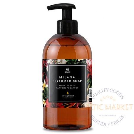 Perfumed liquid soap Milana Spring Bloom 300 ml