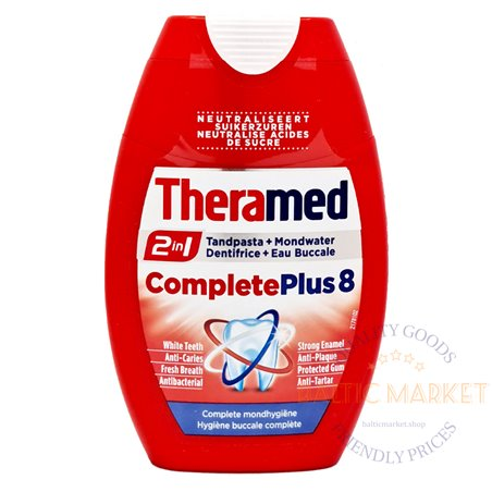 Theramed toothpaste 2in1Complete Plus 75 ml