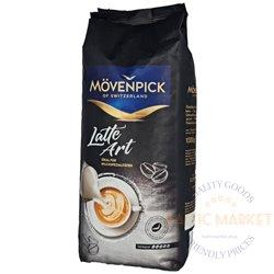 Movenpick Latte Art kohvioad 1 kg